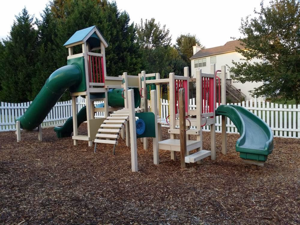 Playground In Neighborhood