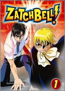 Download – Zatch Bell – 1ª,2ª,3ª e 4ª Temporada - Dublado