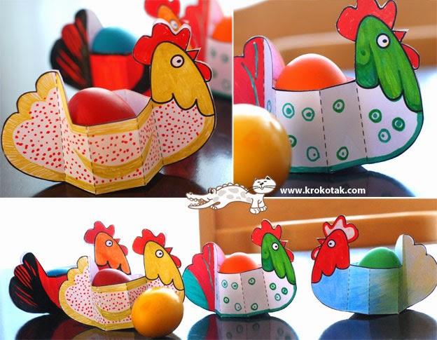 Курочка подставка для яиц своими руками