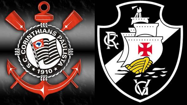 Com três barrados, Vasco duela com o Corinthians em busca de vitória para atenuar situação do time no Z-4