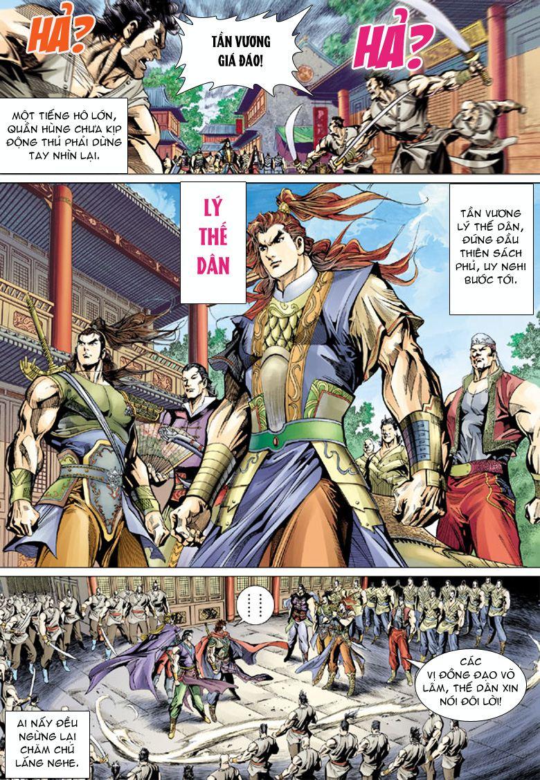 Đại Đường Song Long Truyện chap 39 - Trang 9