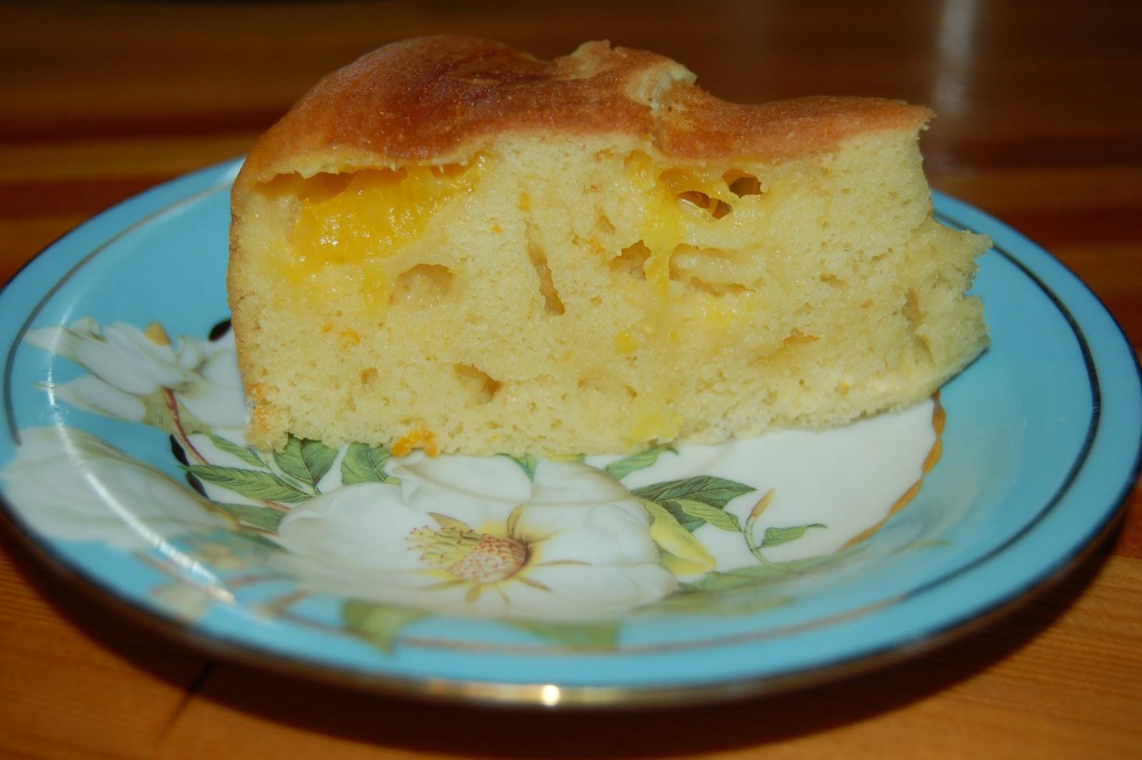 Пирог в пароварке с
