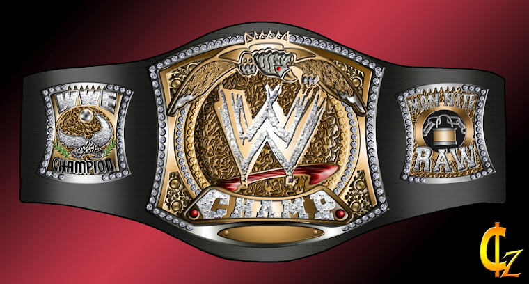 wwe wrestling belt template