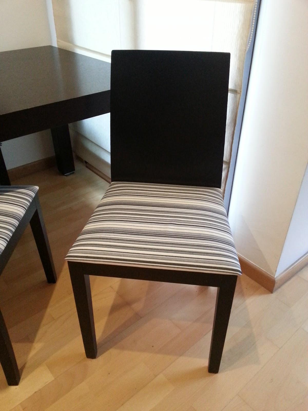 Mi taller vv c mo tapizar sillas - Como tapizar sillas antiguas ...
