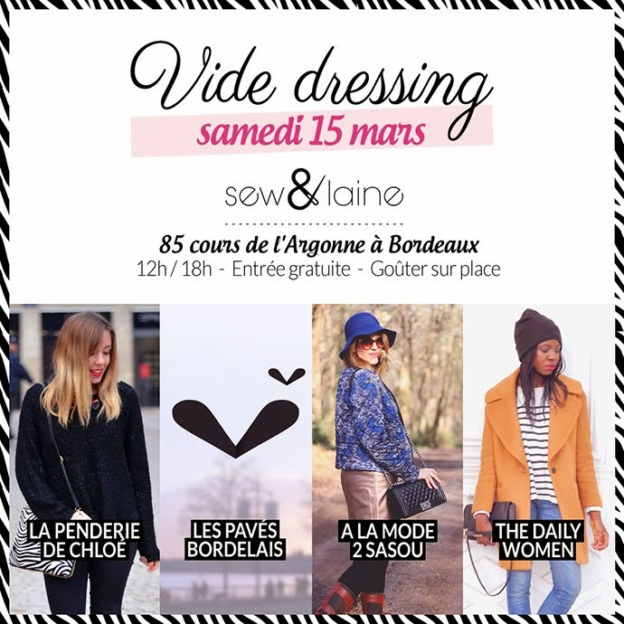Vide Dressing à Bordeaux