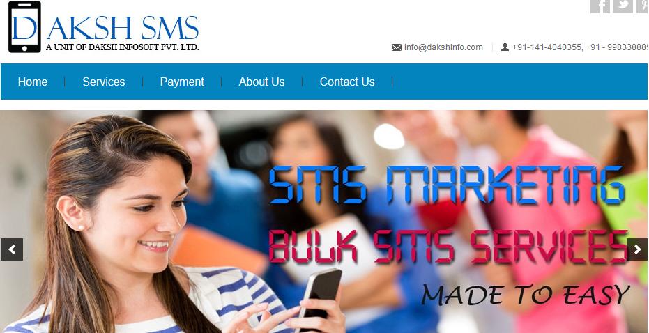 Bulk Sms Company Jaipur