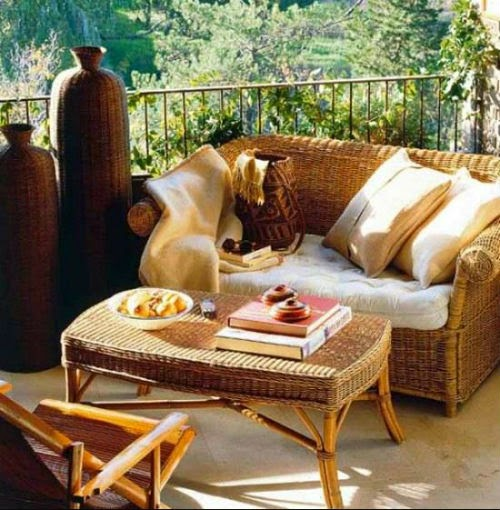 wicker outdoor furniture for the balcony | Vietnam Outdoor Furniture