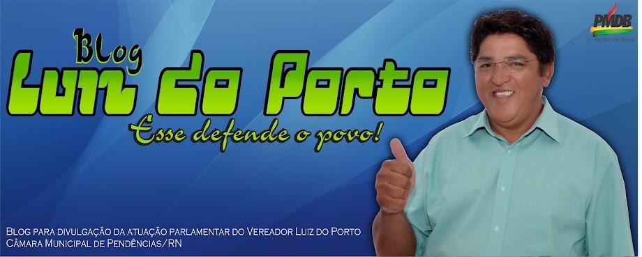 Luiz do Porto Vereador