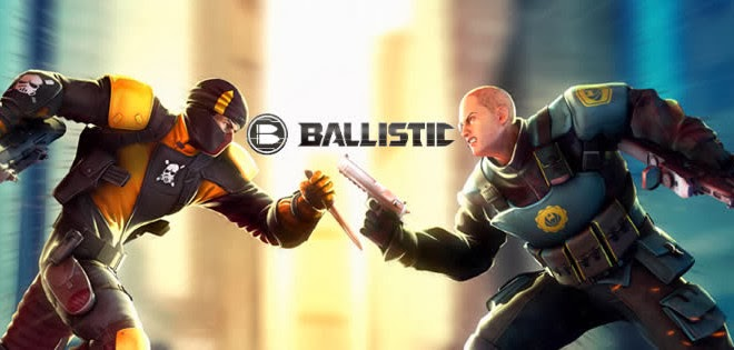 Ballistic-game