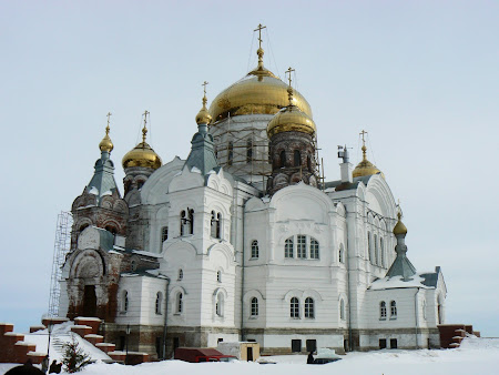 Белая гора. Пермский край.
