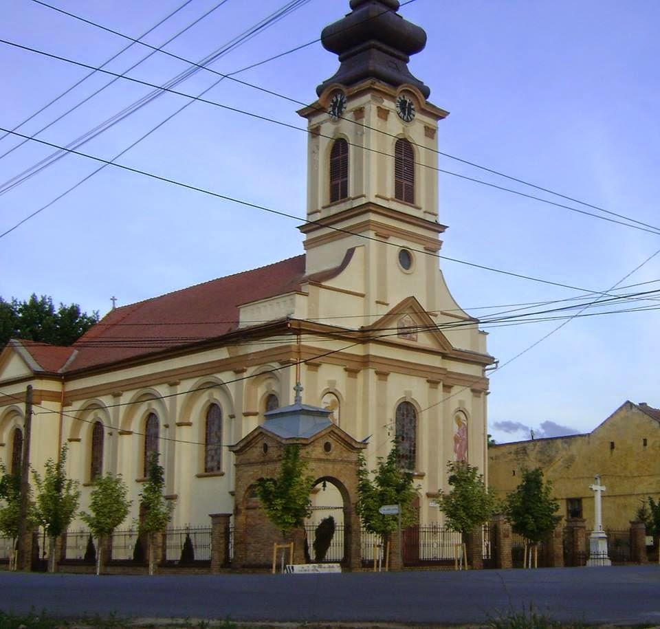 Biserica Ortodoxa Romana din Sannicolau Mare