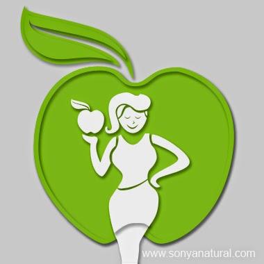 Detoksifikasi tubuh dengan buah apel