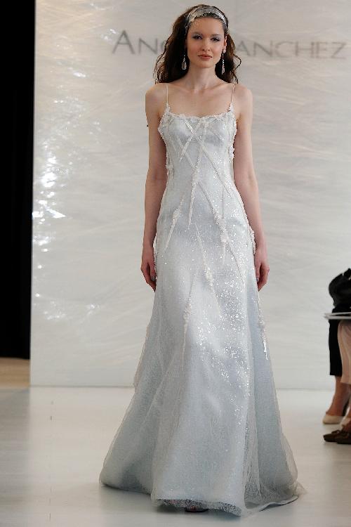 Angel Sanchez  2013 Frühling/Sommer Brautkleid Moden