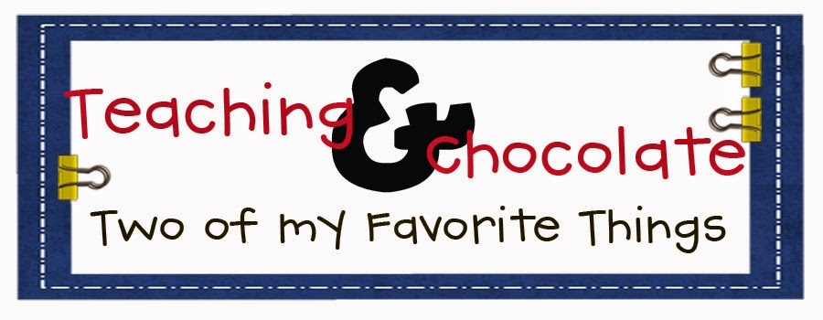 Teaching and Chocolate: Two of My Favorite Things