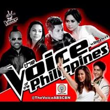 The Voice of the Philippines is an upcoming Filipino reality television singing competition of the television network ABS-CBN which in turns based on the reality singing competition The Voice of...