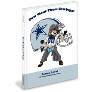 Dallas Cowboys NFL Mascot Book How 'Bout Them Cowboys!