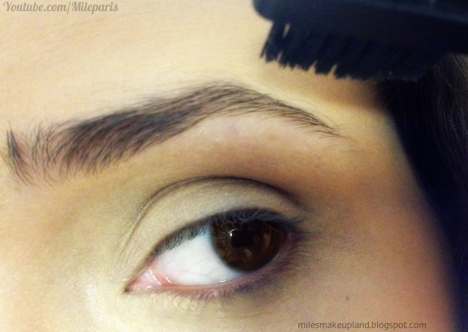Miles Makeup Land How To 5 Easy Steps To Perfect Eyebrows Tutorial