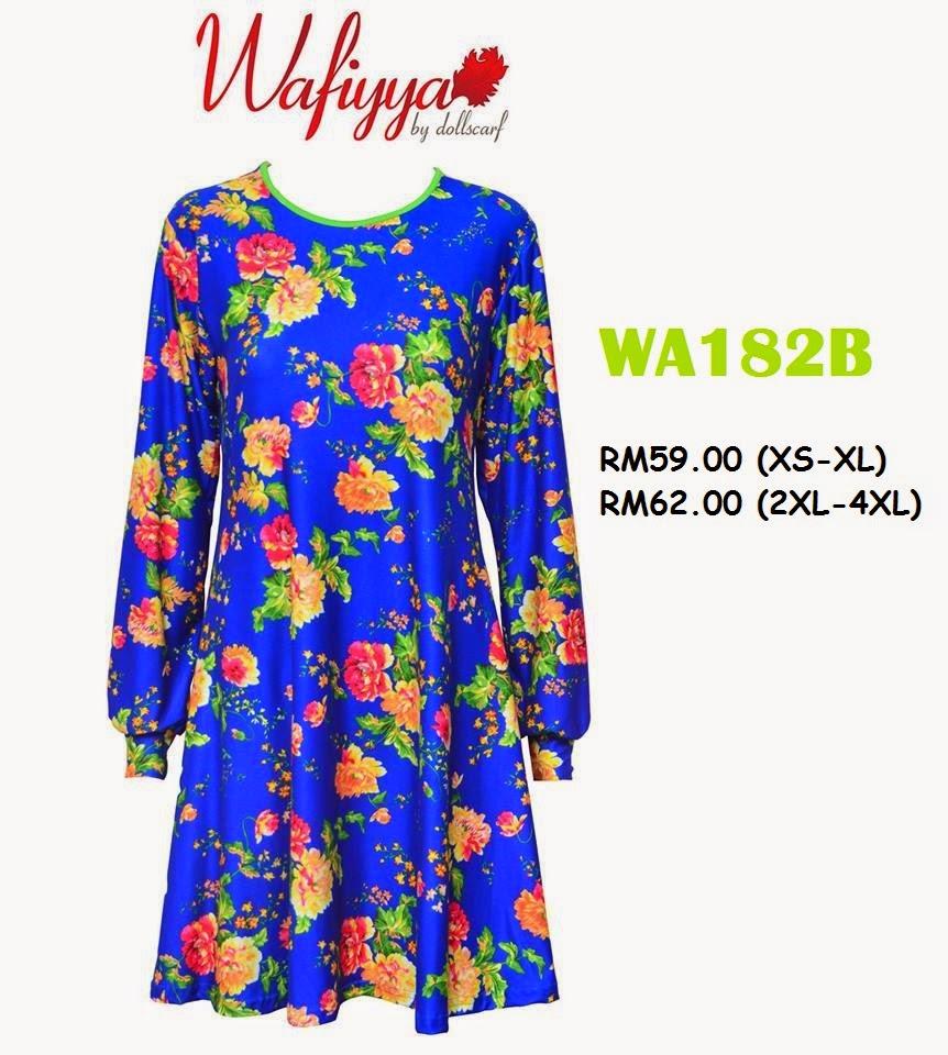 T-Shirt-Muslimah-Wafiyya-WA182B