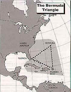 "... to have solved ""The Bermuda Triangle"" mystery — MercoPress"