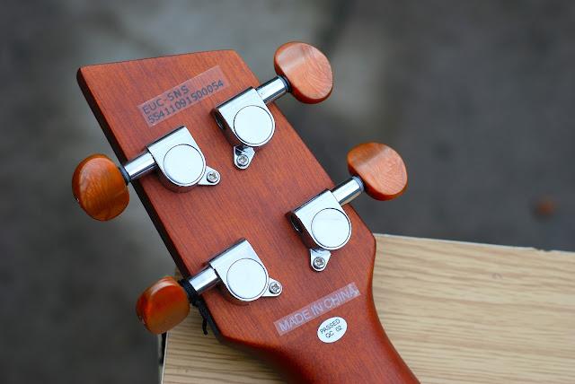 Riptide EUC-5NS concert ukulele tuners