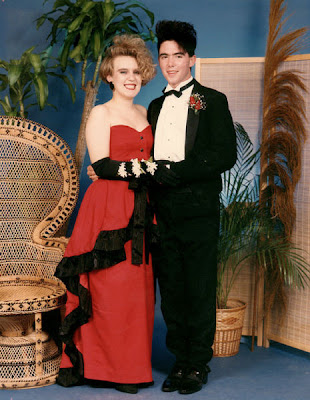 Funny 90s Prom Pictures