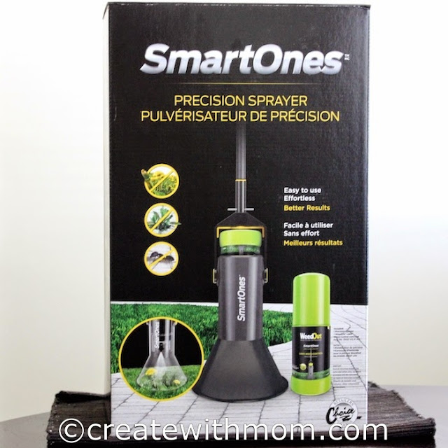 SmartOnes Precision Sprayer