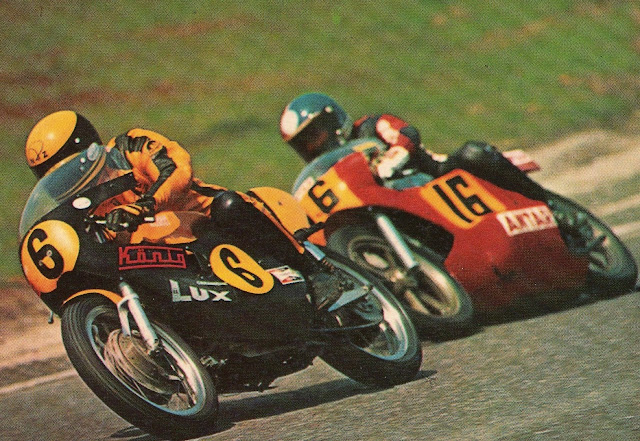Kim Newcombe Konig 500 Racing