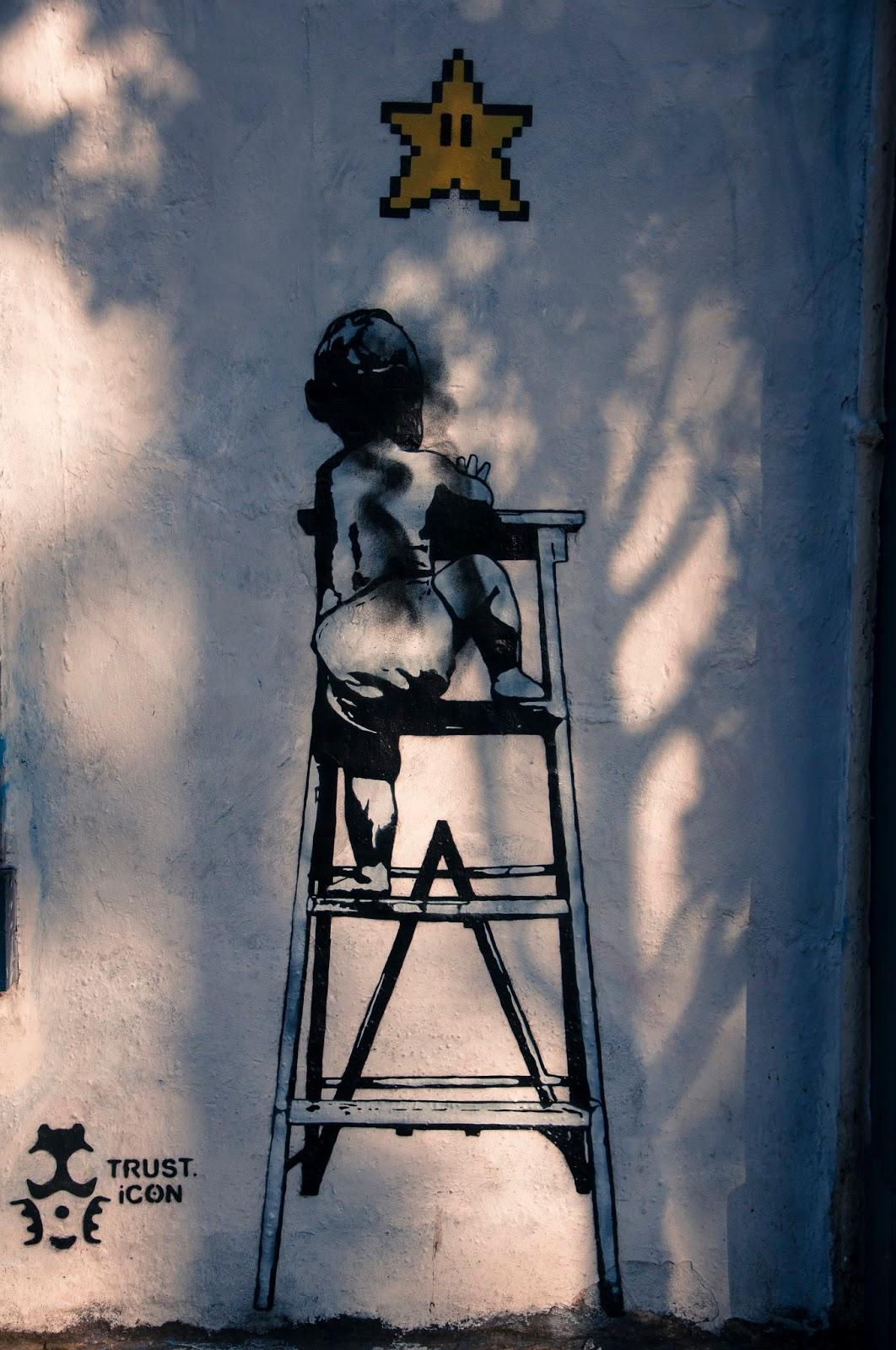 Banksy'nin İzinde I