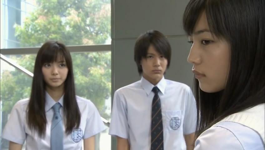 رد: هل بإمكان عضو عصابات سابق أن يغير المدرسه؟ 2012 GTO: Great teacher Onizuka,أنيدرا