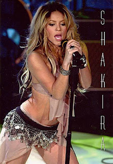 videos musicals de shakira: