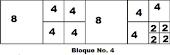 Bloque No. 4