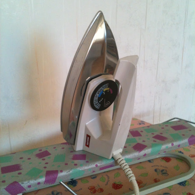 vintage philips iron