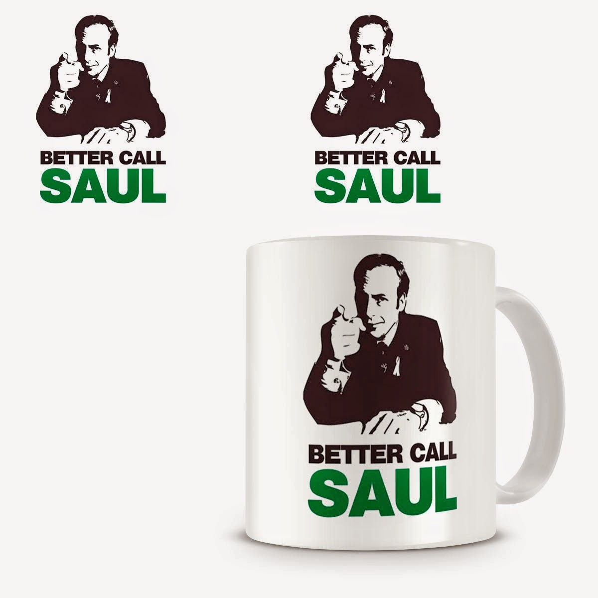 Taza Serie Better Call Saul