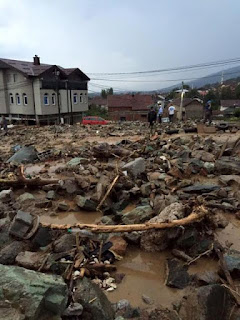Floods in Tetovo, 5 have been killed and 11 wounded
