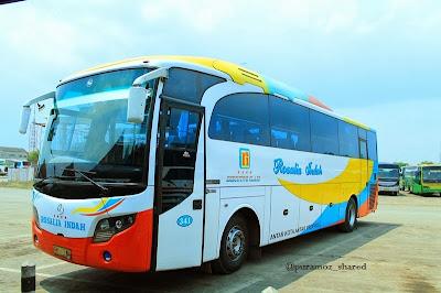 Sejarah Bus Po Rosalia Indah
