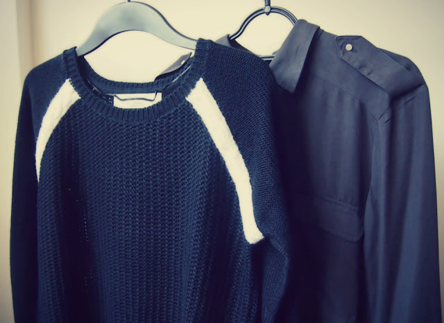 zara black and white jumper , zara military shirt