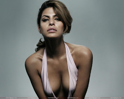 Eva Mendes Hot HQ Wallpaper