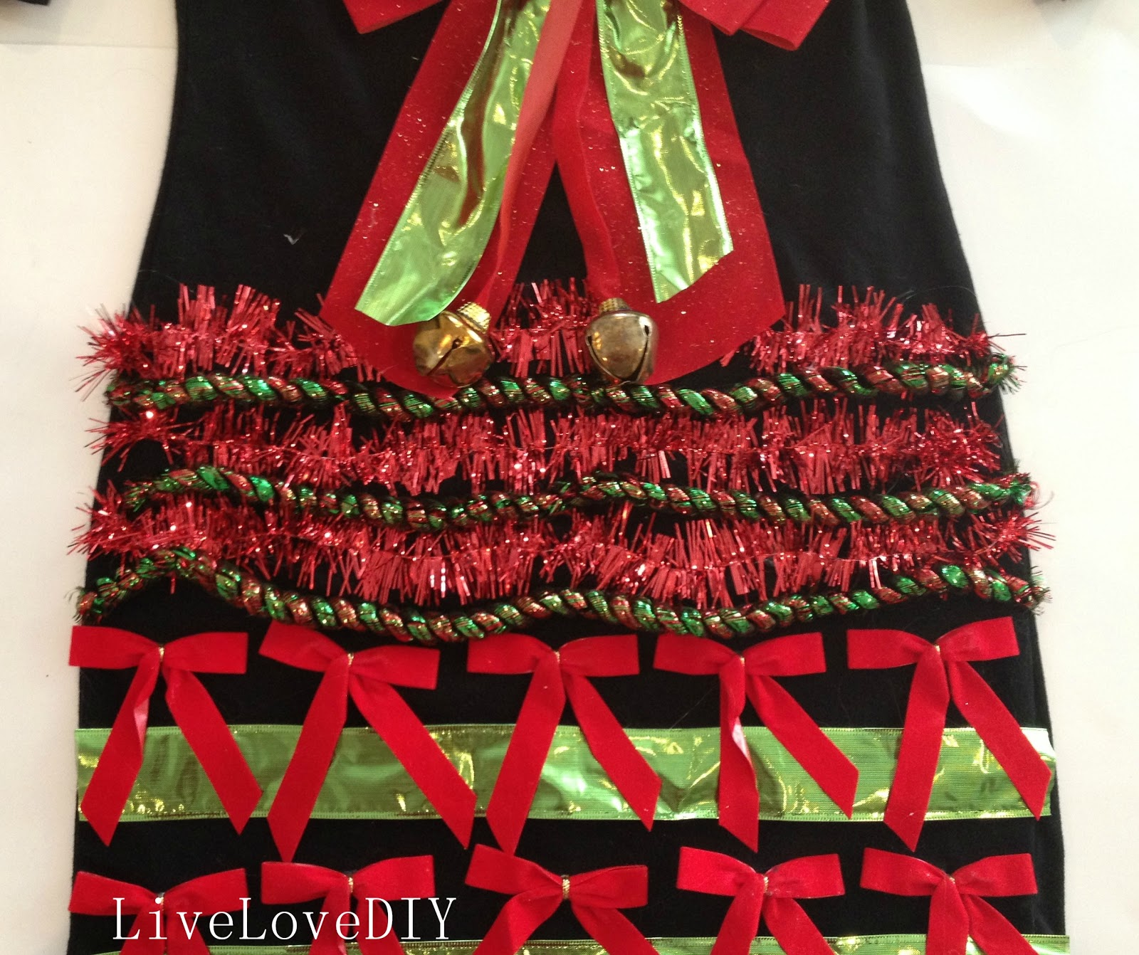 Target Christmas Sweater Vest Bronze Cardigan