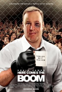 Watch Here Comes the Boom (2012) Movie Online