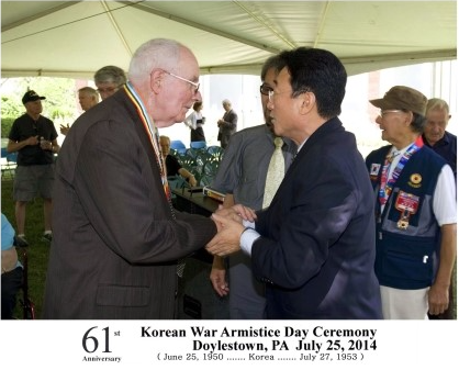 War Armistice Korean War Armistice Day