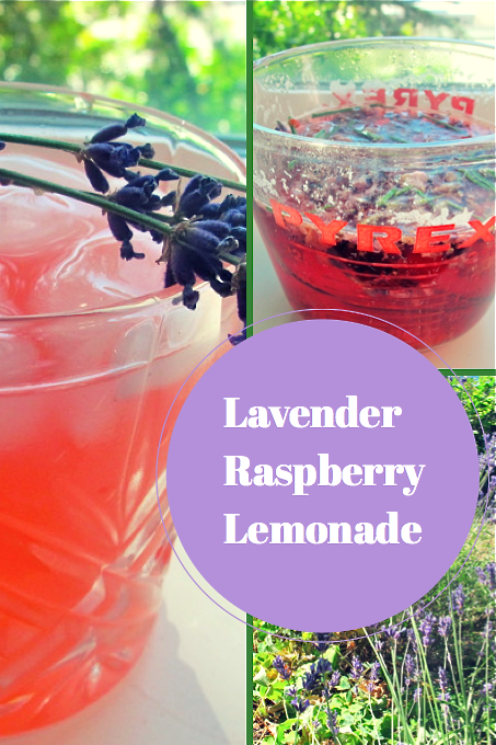 Lavender Colored Lemonade Recipe — Dishmaps