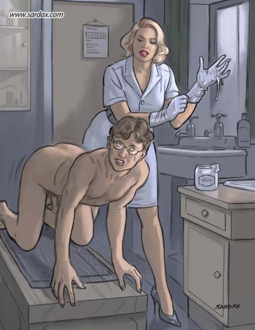 Everyone downvote erotic male medical exam picture stories better