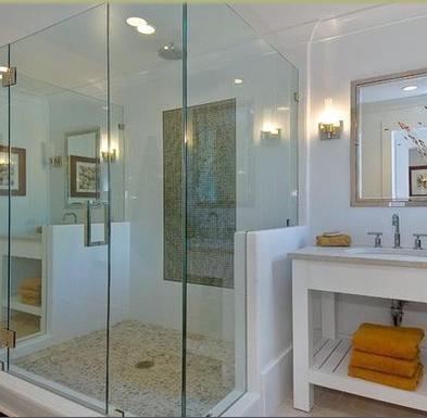 Ba os modernos cuartos de ba o de dise o - Diseno de cuartos de bano con ducha ...