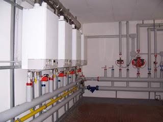 Sistemi di produzione riscaldamento  Casa Servizi