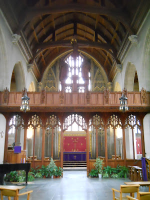 st monica trust chapel