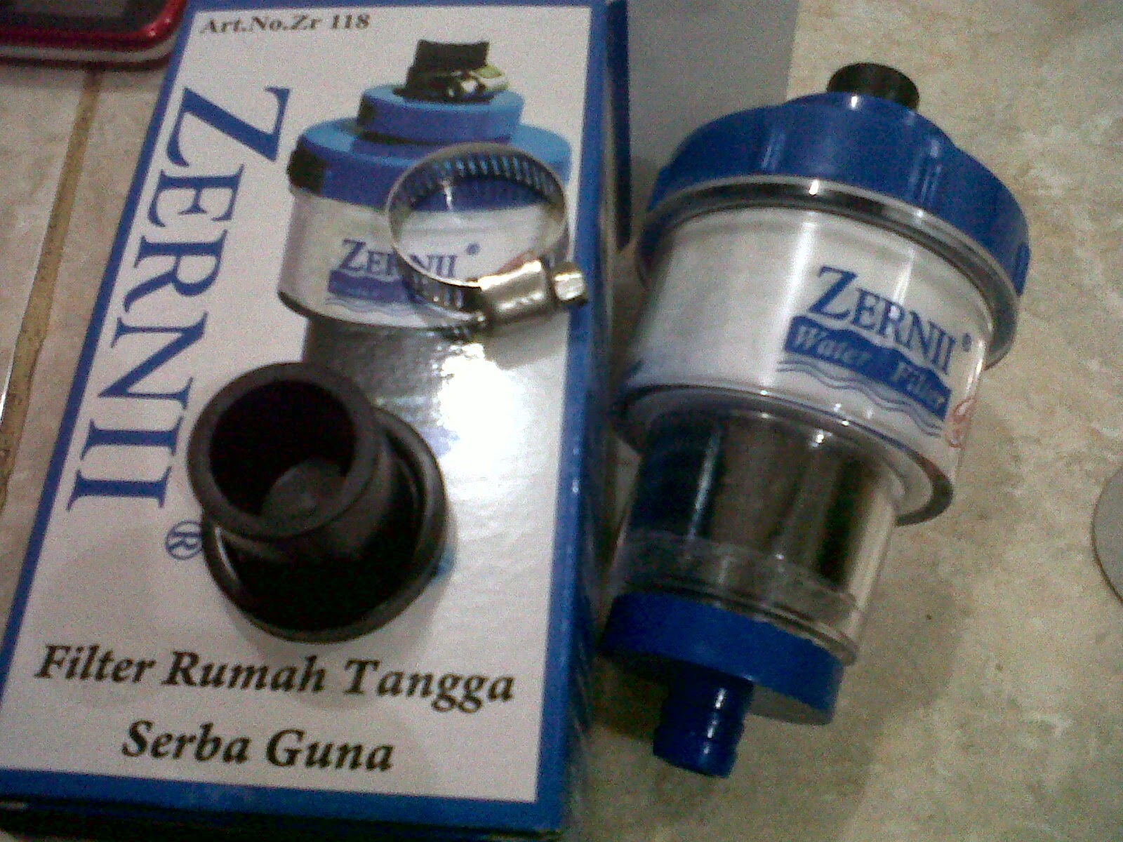 ZERNII WATER FILTER