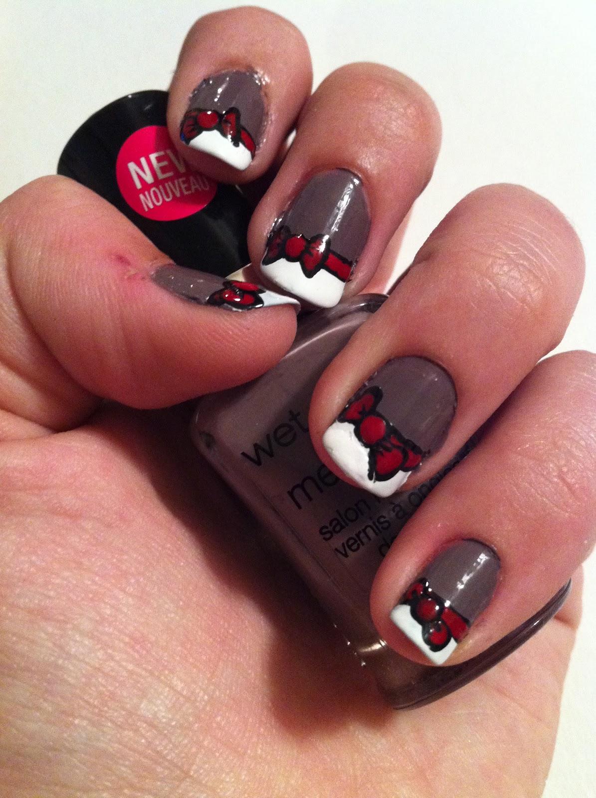 Sweetheart Nail Art