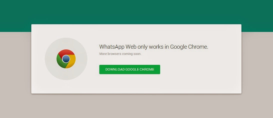 WhatsApp untuk Web yang Simpel