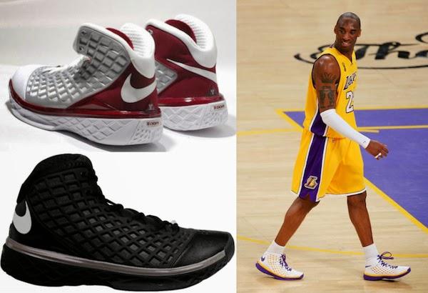 Nike Zoom Kobe III 3