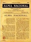 ALMA NACIONAL